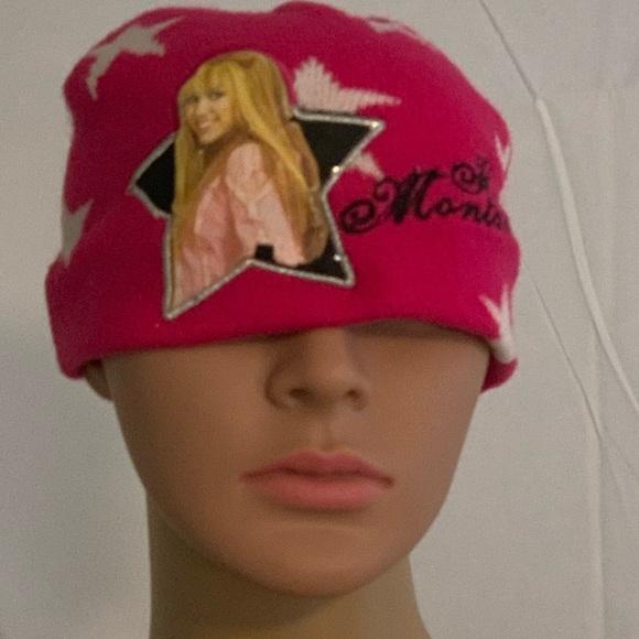 Hannah Montana Pink Beanie OSFM